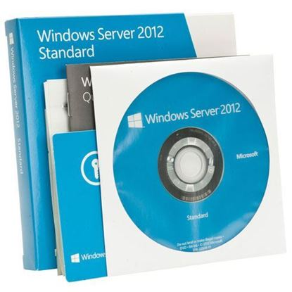 Hình ảnh Windows Svr Std 2012 R2 x64 English 1pk DSP OEI DVD 2CPU/2VM (P73-06165)