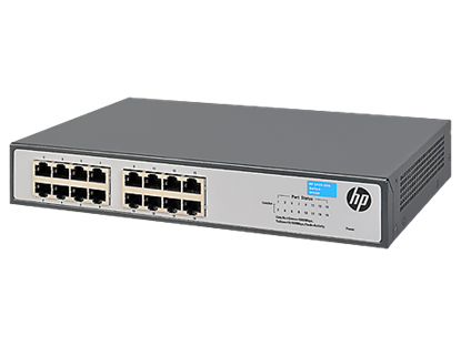 Picture of HP 1420-16G Switch (JH016A)