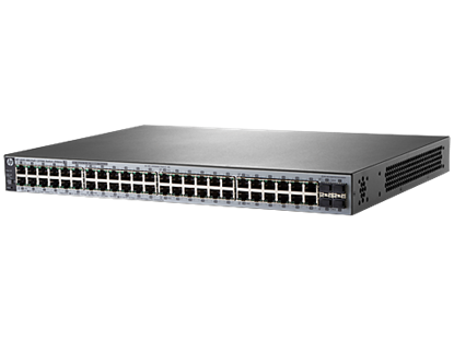 Picture of HP 1820-48G-PoE+ (370W) Switch (J9984A)