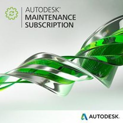 Picture of Autodesk AutoCAD Commercial Maintenance Subscription (1 year) (Renewal)