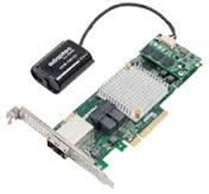 Hình ảnh Adaptec 8885Q 12 Gb/s with maxCache 3.0,  16 ports (8 internal, 8 external), with flash backup and AFM-700 included