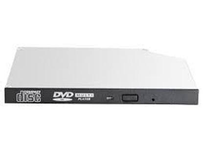 Picture of HP 9.5mm SATA DVD-ROM JackBlack Optical Drive (652238-B21)