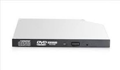 Picture of HP 9.5mm SATA DVD-ROM JackBlack Gen9 Optical Drive (726536-B21)