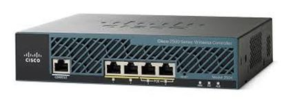 Picture of Cisco 2504 AIR-CT2504-5-K9 Wireless Controller with 5 AP Licenses