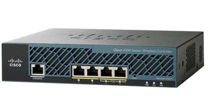 Picture of Cisco 2504 AIR-CT2504-15-K9 Wireless Controller with 15 AP Licenses