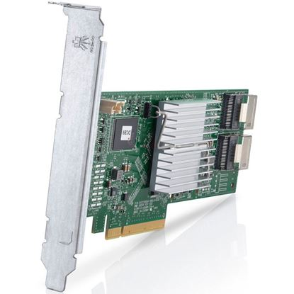 Picture of Dell PERC H310 Adapter RAID Controller, 8-Port Internal ( Supports non-RAID, 0,1,5,10,50 )