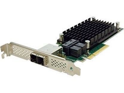 Picture of ATTO ExpressSAS H1288 8-Port External 8-Port Internal 12Gb/s SAS/SATA to PCIe 3.0 Host Bus Adapter