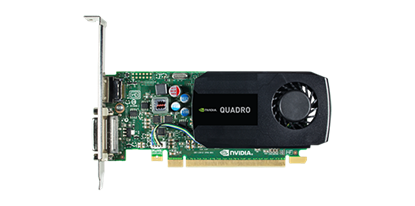Picture of NVIDIA Quadro K620 2GB Graphics Card (J3G87AA)