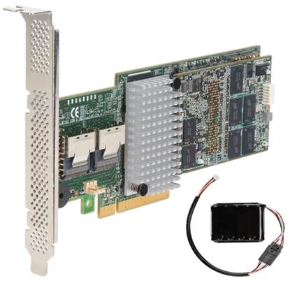 Hình ảnh Intel® RAID Controller RS25AB080
