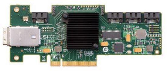 Picture of IBM 6Gb SAS HBA (46M0907)