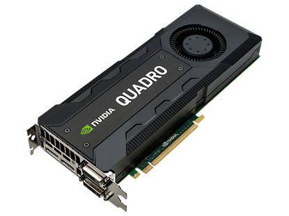 Picture of NVIDIA Quadro K5200 8GB Graphics Card (J3G90AA)