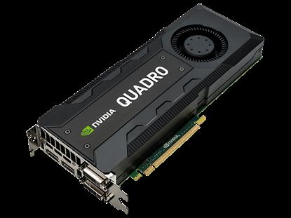 Hình ảnh NVIDIA Quadro K5200 8GB Graphics Card (J3G90AA)