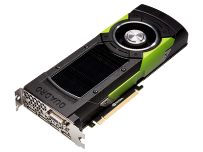 Picture of NVIDIA Quadro M6000 (12 GB) Graphics Card (L2K02AA)