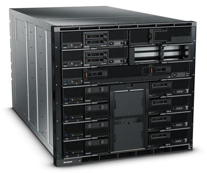 Picture of Flex System Enterprise Chassis