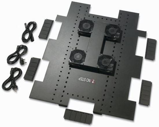 Hình ảnh Roof Fan Tray 208230VAC 5060HZ for NetShelter SX 750mm Wide x 1070mm Deep Enclosures ACF504