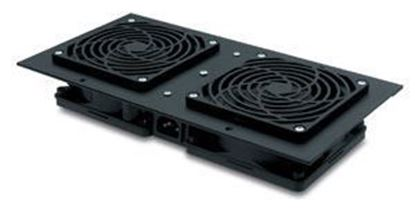 Roof Fan Tray 208/230V 50/60HZ For NetShelter WX Enclosures AR8207BLK