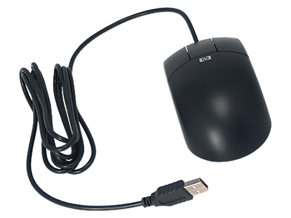 Picture of HP USB Optical 3-Button 2.9M OEM Mouse (ET424AA)