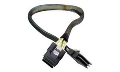 Picture of SFF-8087 to SFF-8087 SAS Cable 1M