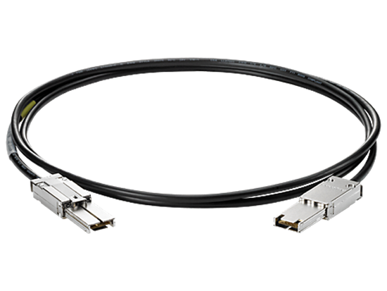 Hình ảnh HP SAS Min-Min 1x-2M Cable Assembly Kit (AE470A)