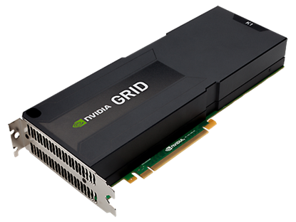 Picture of NVIDIA GRID K1 Quad GPU PCIe Graphics