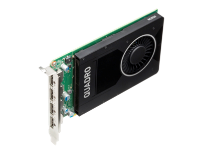 Picture of NVIDIA Quadro M2000 4GB Graphics Card(T7T60AA)