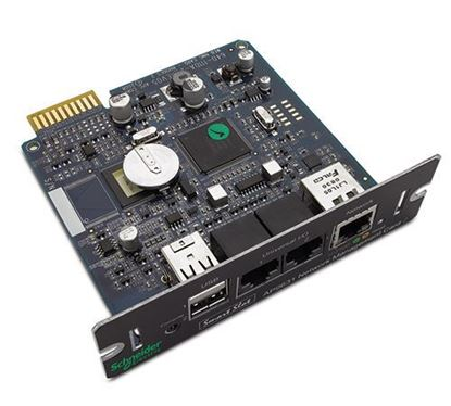 Picture of APC UPS Network Management Card 2 with Environmental Monitoring (AP9631)