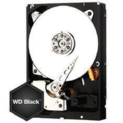 "Picture of Western Digital Black 1TB 7200 RPM Cache 64M Dual Processor SATA 6.0Gb/s 3.5"" Hard Drive (WD1003FZEX)"
