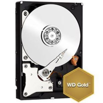 Picture of Western Digital Gold 6TB - SATA (6Gb/s) 3.5 Inch -7200 Rpm, Cache 128MB Datacenter Hard Drives (WD6002FRYZ)