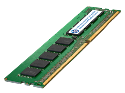 Picture of HPE 8GB (1x8GB) Single Rank x8 DDR4-2133 CAS-15-15-15 Unbuffered Memory Kit (819880-B21)