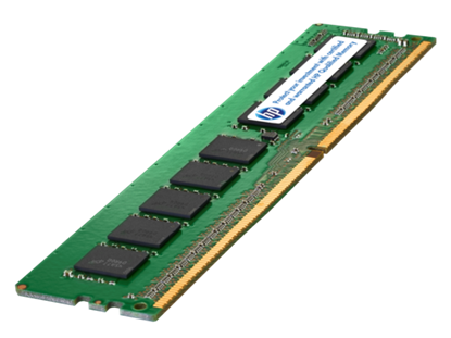 Picture of HPE 16GB (1x16GB) Dual Rank x8 DDR4-2133 CAS-15-15-15 Unbuffered Memory Kit (805671-B21)