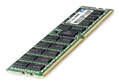 Picture of HPE 8GB (1x8GB) Single Rank x8 DDR4-2400 CAS-17-17-17 Registered Memory Kit (805347-B21)