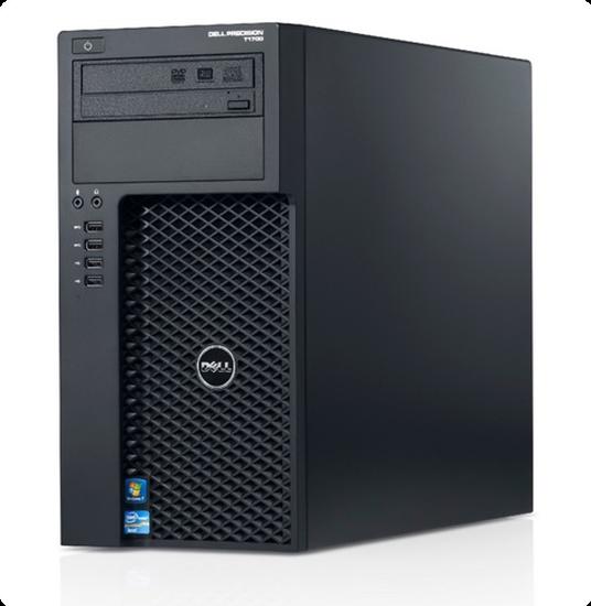 Hình ảnh Dell Precision Tower 3620 Workstation i3-7100