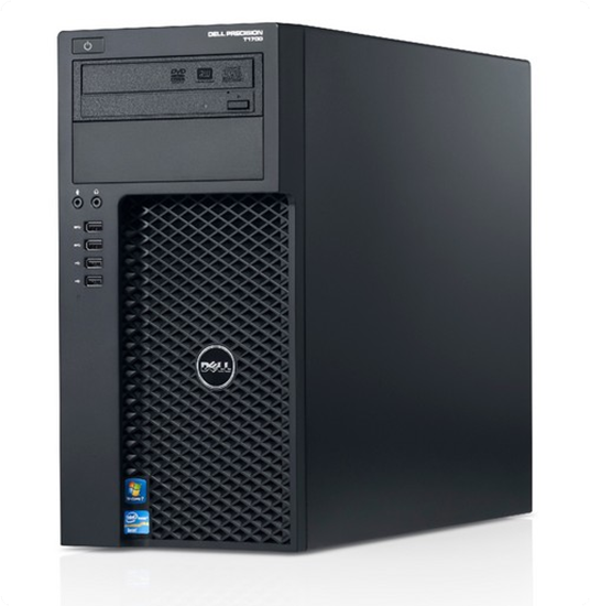 Picture of Dell Precision Tower 3620 Workstation i7-7700