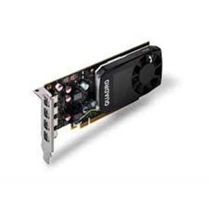 Hình ảnh NVIDIA Quadro P600 (2GB) Graphics Card(1ME42AA)