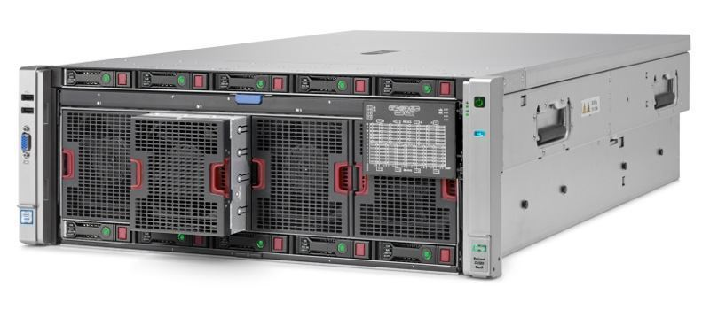 HPE ProLiant DL580 G9 E7-4809v4