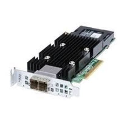 Picture of PERC H830 Adapter 12Gb/s SAS PCI-Express 3.0 2x4 External, 2GB NV Flash Backed Cache (RAID 0,1,5,6,10,50,60)