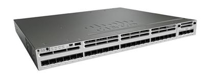 Cisco Catalyst 3850 24 Port GE SFP IP Base (WS-C3850-24S-S)