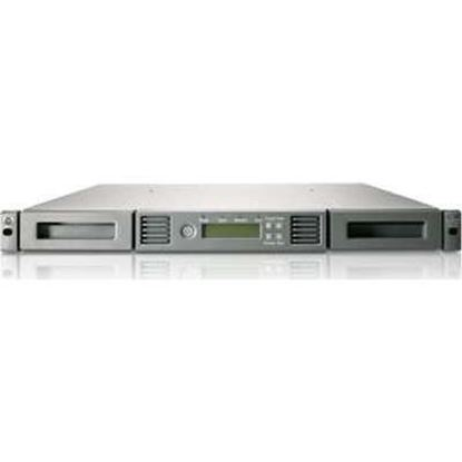 Picture of HPE StoreEver 1/8 G2 LTO-7 Ultrium 15000 FC Tape Autoloader (N7P34A)