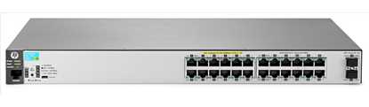 Picture of Aruba 2530 24G PoE+ 2SFP+ Switch J9854A