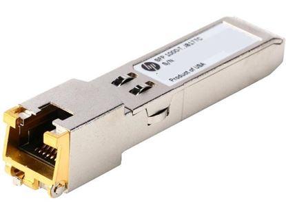 Hình ảnh HPE X121 1G SFP RJ45 T Transceiver J8177C