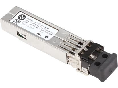 Picture of HPE X120 1G SFP LC SX Transceiver JD118B