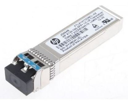 Picture of HPE X120 1G SFP LC LX Transceiver JD119B