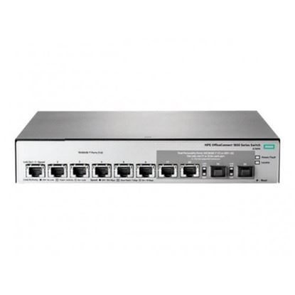 Hình ảnh HPE OfficeConnect 1850 6XGT and 2XGT/SPF+ Switch JL169A
