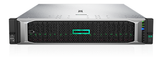 Picture of HPE ProLiant DL380 G10 SFF Bronze 3104 (2CPU)