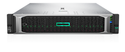 Picture of HPE ProLiant DL380 G10 SFF Bronze 3106