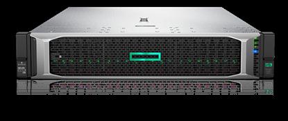 Hình ảnh HPE ProLiant DL380 G10 SFF Silver 4116