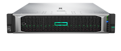 Picture of HPE ProLiant DL380 G10 SFF Gold 6132