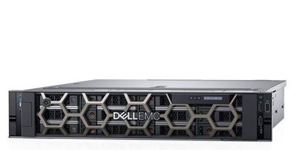 "Picture of Dell PowerEdge R740 3.5"" Silver 4110"