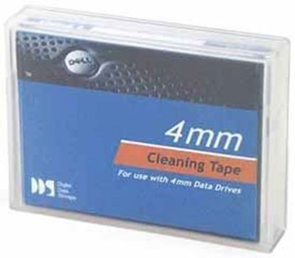 Picture of Dell(TM) Cleaning Tape Cartridge (1-Pack) for LTO with Barcode Labels (1 Year Warranty)