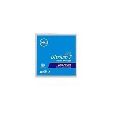 Picture of Dell(TM) Media Tape Cartridge for LTO6 (1 Year Warranty)